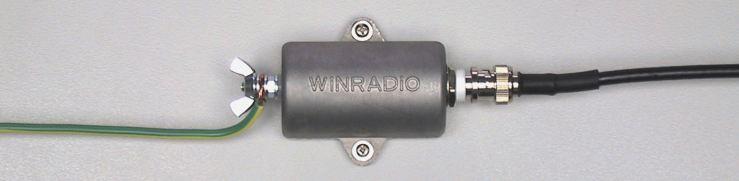 Long Wire Antenna Adapter Installation